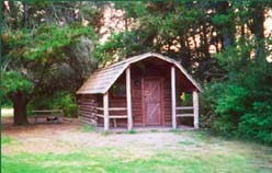 Camping Cabin at American Heritage Campground